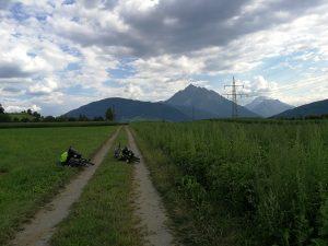 3. Notre premier bivouac en Autriche