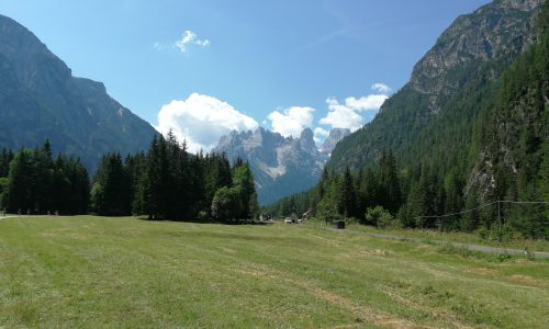 6. Tre Cime di Lavaredo, on pédale dans les Dolomites !