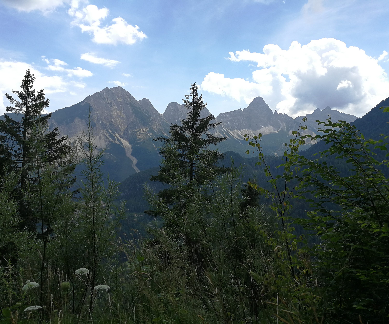 Rando dans les Dolomites