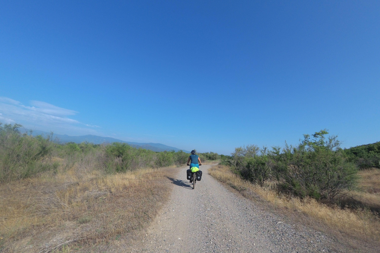 La Macédoine du Sud au Nord : Topo et Traces GPS