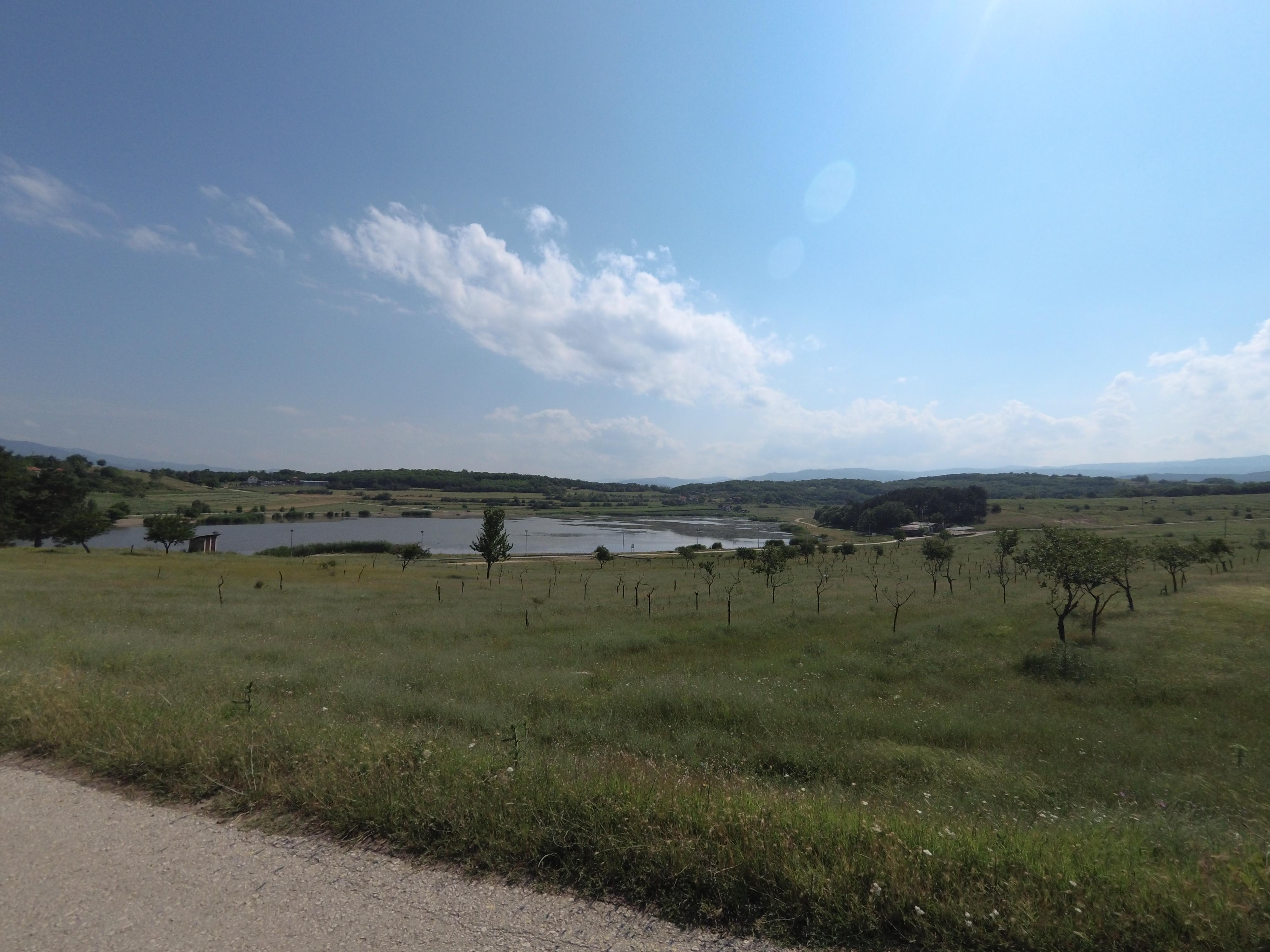 La Serbie du Sud au Nord : Topo et Traces GPS