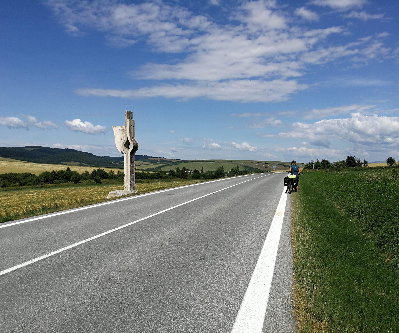 La Slovaquie du Sud au Nord : Topo et Traces GPS