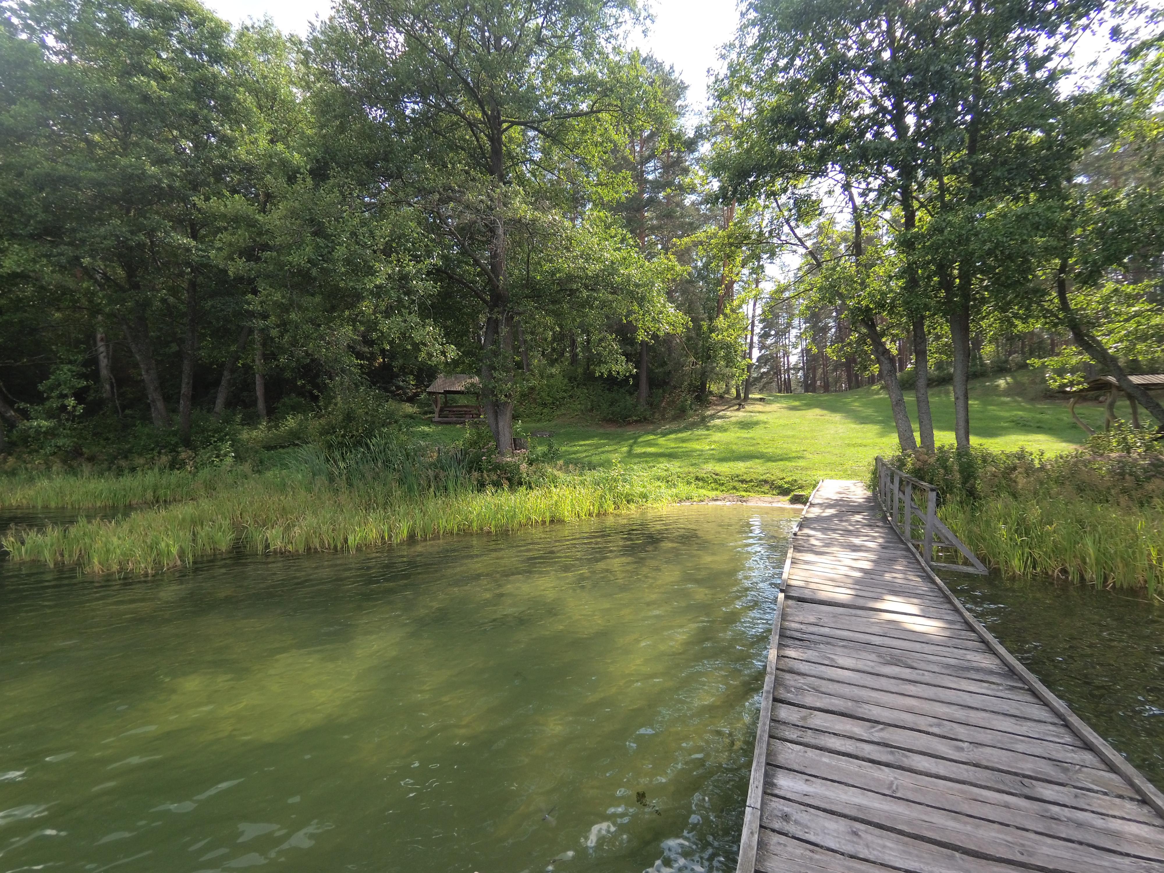 La Lituanie du Sud au Nord : Topo et Traces GPS