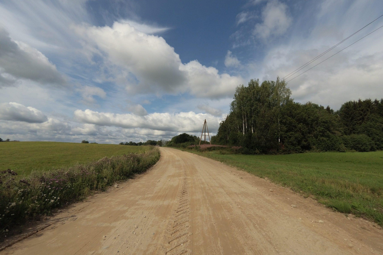 La Lettonie du Sud au Nord : Topo et Traces GPS