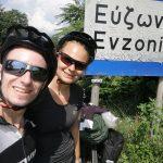 Jour 11 – On passe notre 1ère frontière sur l'autoroute !