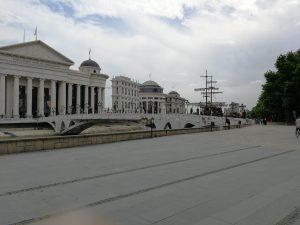Jour 16 – Skopje nous surprend