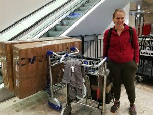 Jour 1 – De l'aéroport d'Athènes à Spata