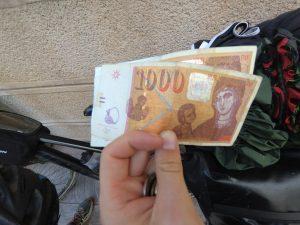 Combien coûtent 70 jours de voyage à vélo en Europe de l'Est ?