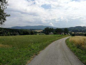 Jour 35 – Dans les collines polonaises