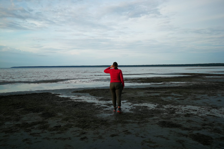 Jour 62 : Mer Baltique en vue !