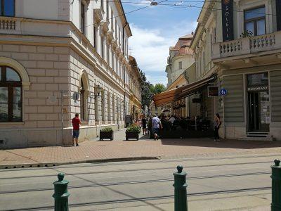 Beaucoup de rues sont réservées aux piétons