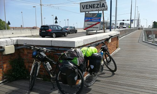 11. Nous sommes arrivés à Venise (et bien vite repartis) !