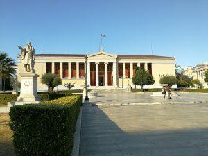 Jour 2 – On rejoint Athènes !