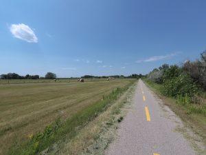 Jour 28 – A vélo dans la plaine hongroise