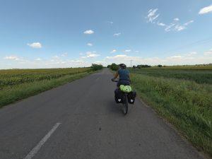 Jour 30 – 144 km, la plus longue étape de notre vie !