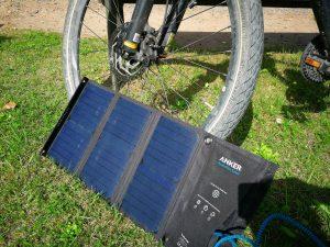 Dossier : les panneaux solaires en voyage