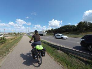 Read more about the article Jour 47 – On galère à rentrer dans Vilnius !