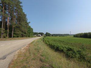 Jour 50 – A travers la campagne lituanienne