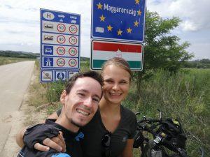 Traverser l'Europe du Sud au Nord: notre résumé