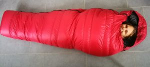Read more about the article [Test] Sac de couchage Cumulus Panyam 450