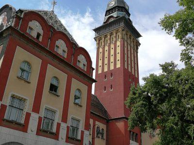 Subotica comporte de magnifiques batiments