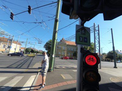 Le premier panneau EV11 depuis Athènes ! (2000km)
