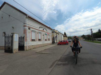 Derniers kilomètres en Hongrie